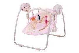 Fotoliu balansoar bebe  Baby Swing Roz - Cangaroo - MYK151