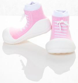 Pantofi-soseta pentru fetite Sneakers Pink L - ATPAS06-PINK-L