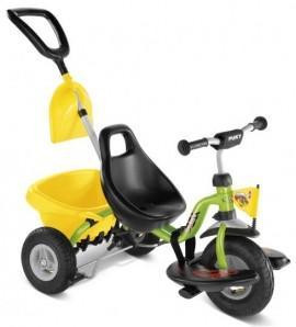 Triciclete copii cu maner