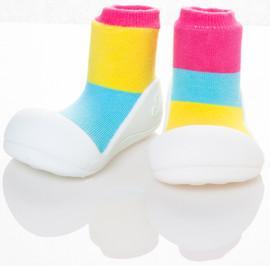 Pantofiori fetite Together Pink XL - ATPAT01-PINK-XL