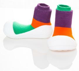 Pantofi-soseta Together Purple XL - ATPAT02-PURPLE-XL