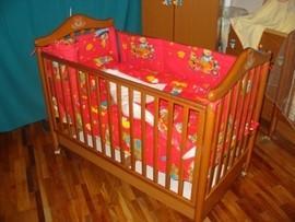 Set lenjerie pat copii
