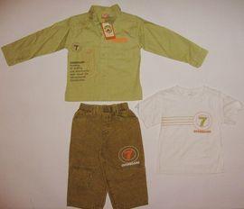Set haine pt baieti - 3505'