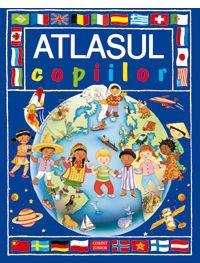 """"""" Atlasul copiilor """" - JDL973-128-173-5"""