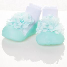 Pantofi fetite Corsage Green S - ATPAH01-GREEN-S