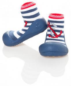 Pantofi baietei Marin Red XL - ATPAM01-RED-XL