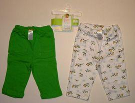 Pantaloni din bumbac pentru copii