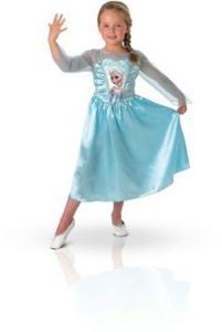 Costum de carnaval - ELSA din Frozen (Regatul de Gheata) - EDU889542