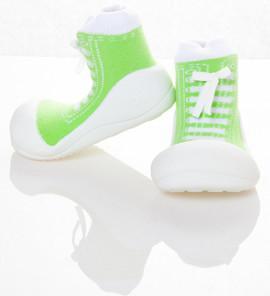 Pantofiori copii Sneakers Green L - ATPAS03-GREEN-L