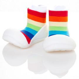Pantofi copii Rainbow White XL - ATPAR03-WHITE-XL