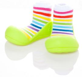Pantofi copii Rainbow Green L - ATPAR04-GREEN-L