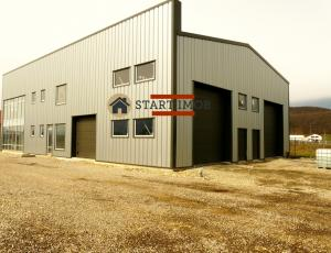 Vanzare Hala productie depozitare service auto Codlea