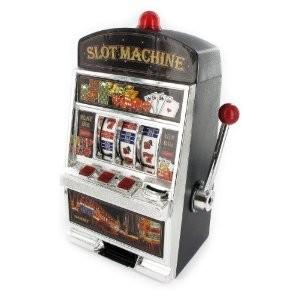 Machine slot