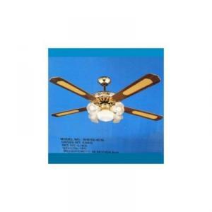 Lustra pentru interior cu 5 becuri si ventilator Majestic SHD524C5L