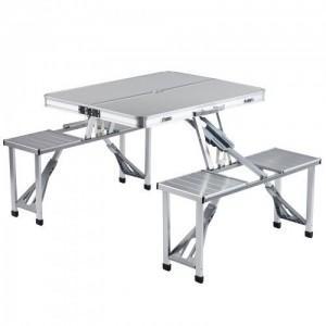 Set scaune aluminiu