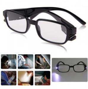 Ochelari de citit cu led-uri