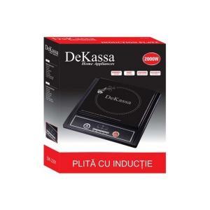 Plita cu inductie DeKassa 2201