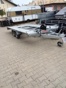 Inchiriere Platforma Auto Pongratz 2500 Kg 400x200 cm