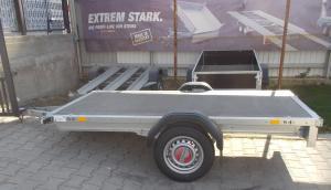 Gratis Livrare Platforma Remorca Basculabila Stema - Transport ATV
