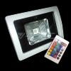 10w led reflector  v-tac premium rgb cu telecomanda