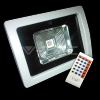 50w led reflector  v-tac premium rgb cu telecomanda