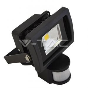 10W Proiector LED V-TAC Sensor PREMIUM - Alb Rece 3000K