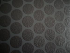 Linoleum casual pastilles grey