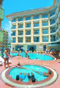 Antalya-Alanya, Hotel Sultan Sipahi Resort 4*