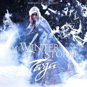 TARJA TURUNEN My Winter Storm-Deluxe Edition (UNIVERSAL MUSIC CD+DVD)