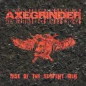 AXEGRINDER RISE OF THE SERPENT MEN