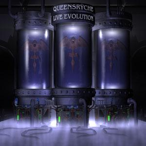 QUEENSRYCHE Live Evolution (2 CD)