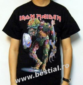 IRON MAIDEN The Final Frontier Tour TR/FR/203