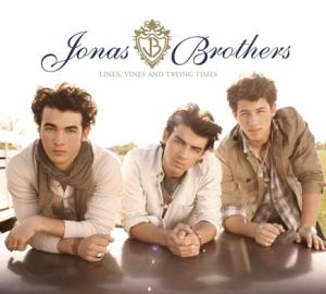 JONAS BROTHERS Lines, Vines and Trying Times (Licenta pentru Romania)