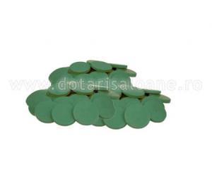 Ceara traditionala elastica monede Verde cu azulena Doll 1kg