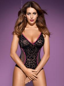 Lenjerie sexy Tigra body L/XL