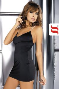 Rochie Oxalis black L/XL