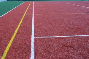 Granule teren sport