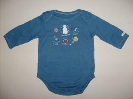 Body albastru - Haine Bebe