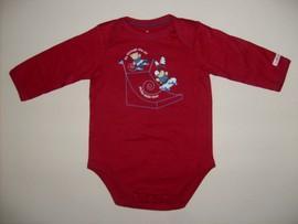 Body rosu nou nascuti - Haine Bebe