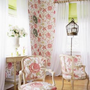 Perdele draperii glamour italia lys inedit design srl - Rideaux style anglais ...