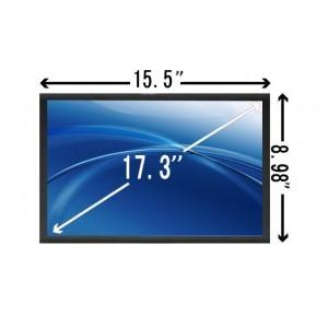 Display laptop 17 inch