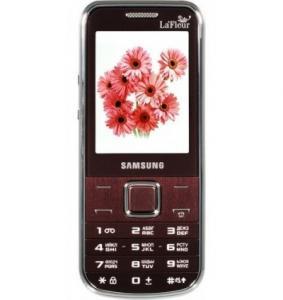 Telefon Mobil Samsung C3530 Wine Red