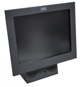 Sistem POS IBM SurePOS 4840-544, Display 15 inch Touchscreen, Intel Celeron 2.0 GHz, 1 GB DDRAM 40 GB HDD ATA