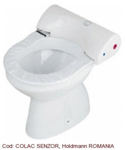 Colac senzor wc