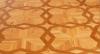 Parchet intarsiat masiv stejar+castan