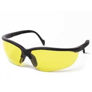 Ochelari protectie cu lentila galbena
