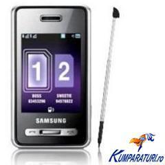 Telefon dual sim samsung