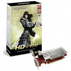 Powercolor ati radeon hd3450