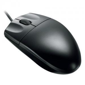 Mouse optic Logitech S90, Black