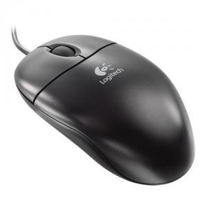 Mouse optic Logitech U96, Black